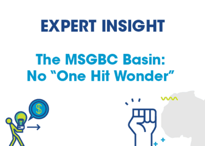"The MSGBC Basin: No ""One Hit Wonder"""