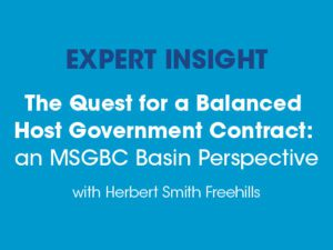 The Quest for a Balanced Host Government Contract