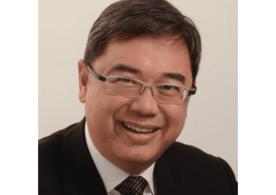 Timothy Goh, Vice President (Strategy & Legal), Singapore LNG Corporation