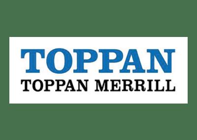 Toppan Merrill