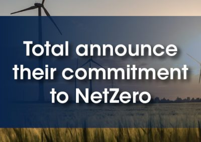 Total announce their commitment to NetZero