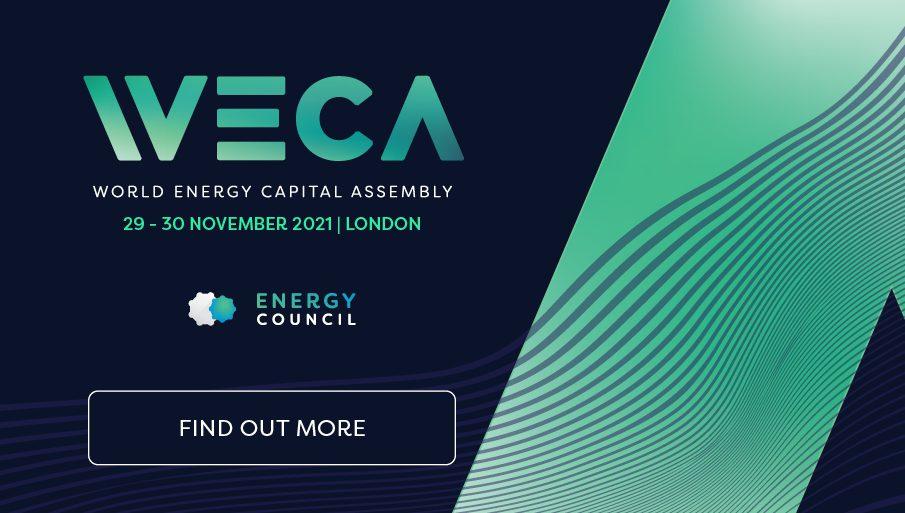 World Energy Capital Assembly 2021