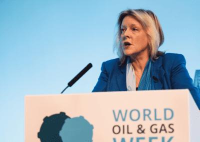 Ceri Powell, EVP Exploration, Shell