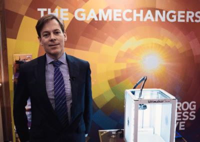 Chris Walcot, CEO, Progressive