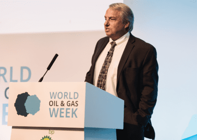 Keith Hill, CEO, Africa Oil Corporation presenting at World Oil & Gas Week 2016