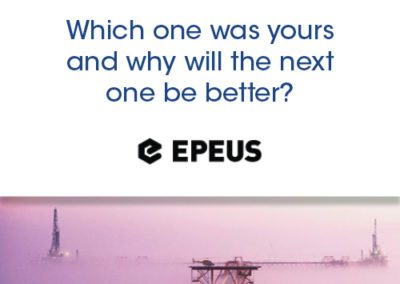 EPEUS – Which one was yours and why will the next one be better?
