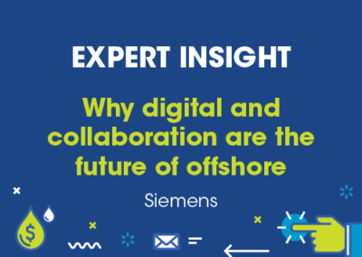 Why digital and collaboration are the future of offshore