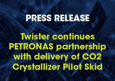 Twister: Press Release