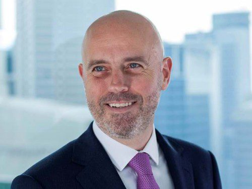 Gavin Thompson, Vice Chairman Energy,  Asia Pacific, Wood Mackenzie