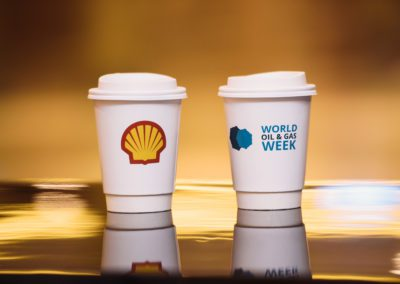 shell-coffe cups